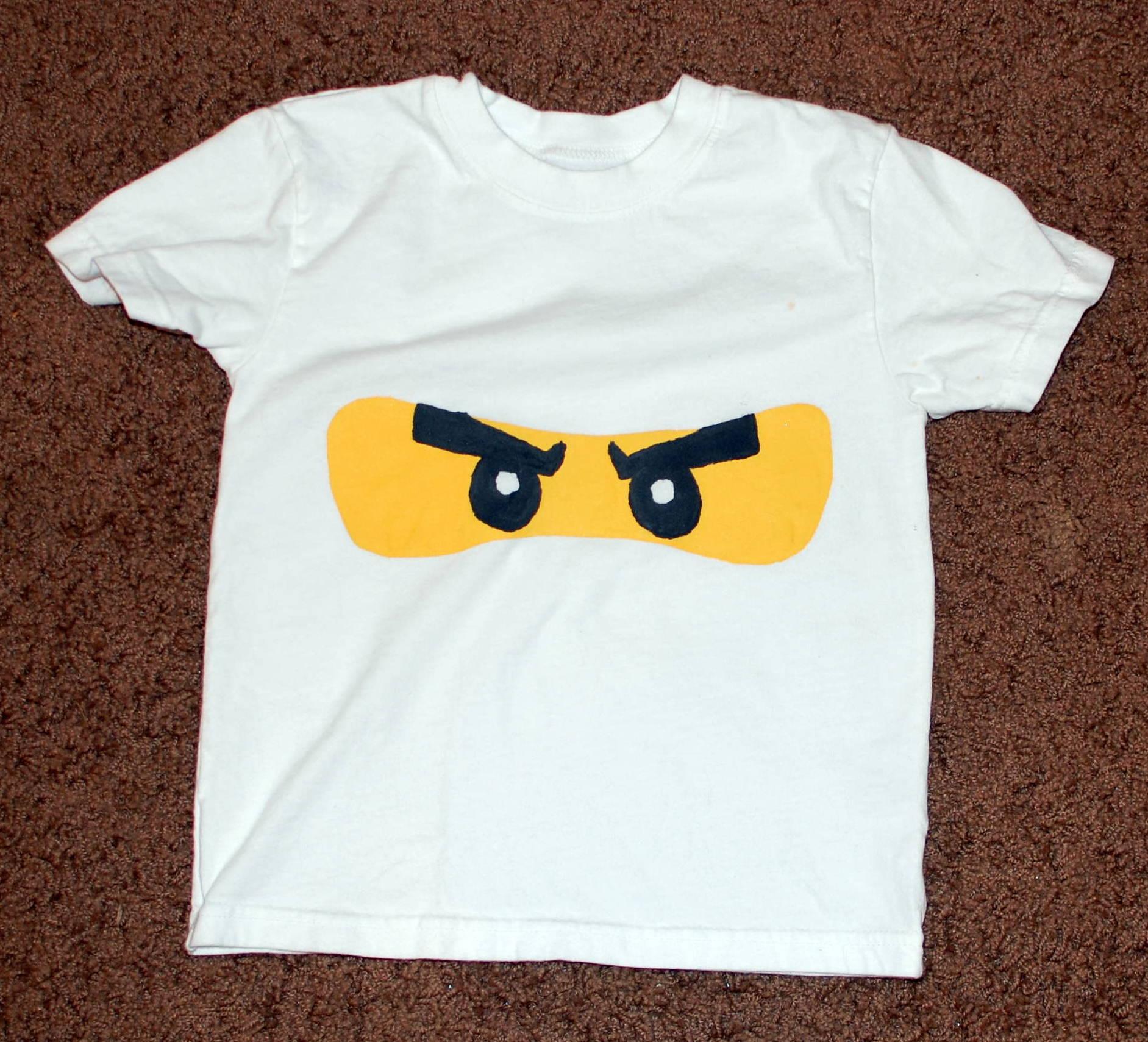 ninjago shirt  christina's attic